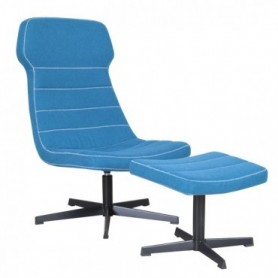 Relax chair ADA blue