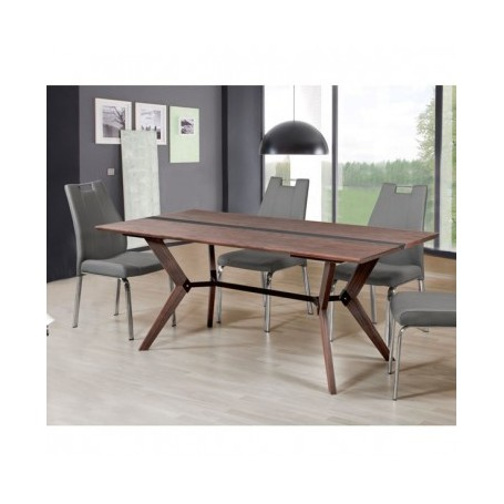 Table WALNUT 180 cm