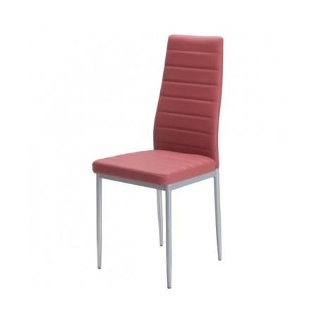 Stol DENCA rdeč