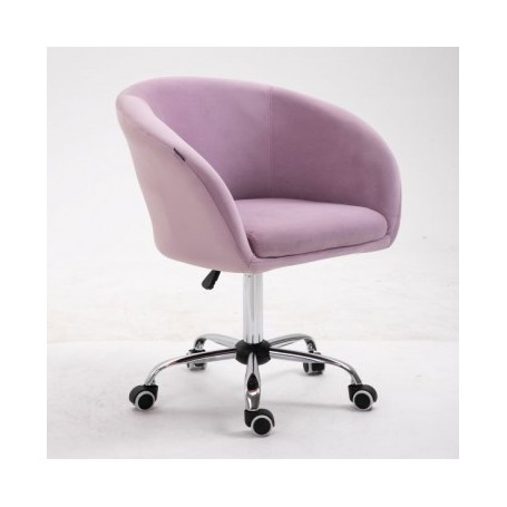 Pisarniški stol LIDIJA roza